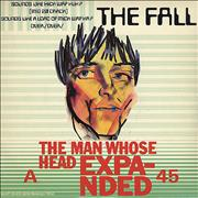 Click here for more info about 'The Fall - The Man Whose Head Expanded'