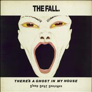 Click here for more info about 'The Fall - There's A Ghost In My House - Gatefold'