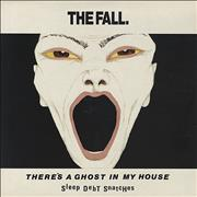 Click here for more info about 'The Fall - There's A Ghost In My House'