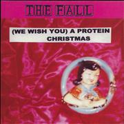 Click here for more info about 'The Fall - (We Wish You) A Protein Christmas'