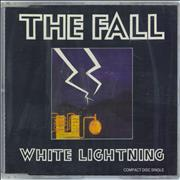 Click here for more info about 'The Fall - White Lightning'
