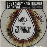 Click here for more info about 'The Family Rain - Carnival - Numbered + Autographed'