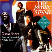 Click here for more info about 'The Family Stand - Ghetto Heaven - New Alternative Mix'