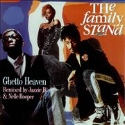 Click here for more info about 'The Family Stand - Ghetto Heaven'