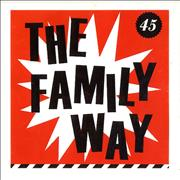 "The Family Way Amsterdam UK 7"" vinyl"
