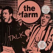 Click here for more info about 'The Farm - Interview Disc'