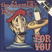 Click here for more info about 'The Farmers Boys - For You + Free Single'