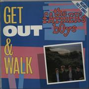Click here for more info about 'The Farmers Boys - Get Out & Walk + Bonus 12