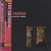 Click here for more info about 'The Fashion - Mix Tape For A Funeral'