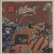 The Fatback Band Is This The Future? USA vinyl LP