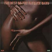 The Fatback Band The Best Of The Fatback Band UK vinyl LP