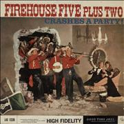 Click here for more info about 'The Firehouse Five Plus Two - Crashes A Party! - EX'