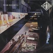 Click here for more info about 'The Firm (Rock) - Mean Business'