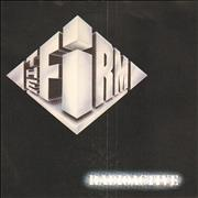 Click here for more info about 'The Firm (Rock) - Radioactive'