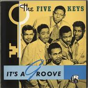 Click here for more info about 'The Five Keys - It's A Groove'
