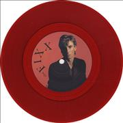 Click here for more info about 'The Fixx - Red Skies - Red Vinyl'