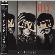 Click here for more info about 'The Fixx - Walkabout'