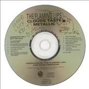 Click here for more info about 'The Flaming Lips - Clouds Taste Metallic - Autographed'