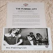 Click here for more info about 'The Flaming Lips - Clouds Taste Metallic'
