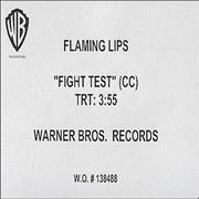 Click here for more info about 'The Flaming Lips - Fight Test'