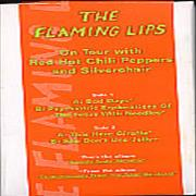 Click here for more info about 'The Flaming Lips - On Tour With Red Hot Chilli Peppers & Silverchair'
