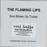 Click here for more info about 'The Flaming Lips - Sun Blows Up Today'