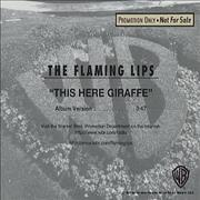Click here for more info about 'The Flaming Lips - This Here Giraffe'