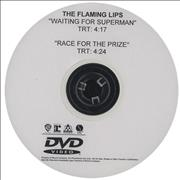 Click here for more info about 'The Flaming Lips - Waiting For Superman / Race For The Prize'