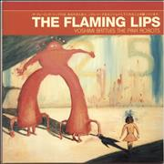 Click here for more info about 'Yoshimi Battles The Pink Robots - Red Vinyl'