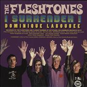 "The Fleshtones I Surrender ! USA 7"" vinyl"