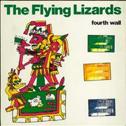 Click here for more info about 'The Flying Lizards - Fourth Wall'