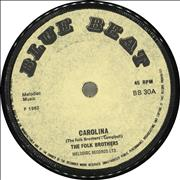 Click here for more info about 'The Folk Brothers - Carolina'