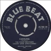 Click here for more info about 'The Folkes Brothers - Carolina - 4pr'