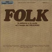 Click here for more info about 'The Folkniks - Le Chitarre a 12 Corde Ed i Banjos'