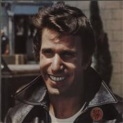 Click here for more info about 'The Fonz - Fonzie Favorites - EX'