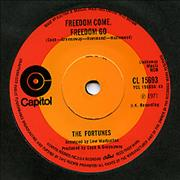 Click here for more info about 'The Fortunes - Freedom Come, Freedom Go'