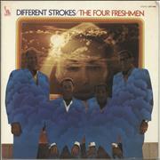 Click here for more info about 'The Four Freshmen - Different Strokes - Sealed'