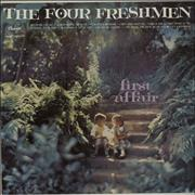 Click here for more info about 'The Four Freshmen - First Affair'