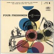 Click here for more info about 'The Four Freshmen - Four Freshmen And 5 Trombones, Part 1 EP'