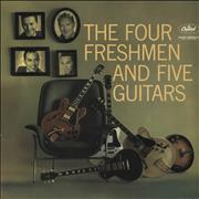 Click here for more info about 'The Four Freshmen - Four Freshmen And Five Guitars'