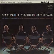 Click here for more info about 'The Four Freshmen - Stars In Our Eyes - Factory Sample'