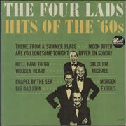 Click here for more info about 'The Four Lads - Great Hits Of The '60s'