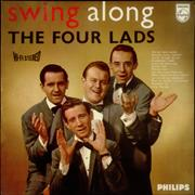 Click here for more info about 'The Four Lads - Swing Along'