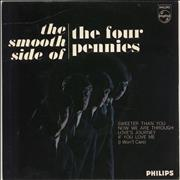Click here for more info about 'The Four Pennies - The Smooth Side Of The Four Pennies'