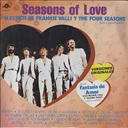 Click here for more info about 'The Four Seasons - Seasons Of Love - 16 Exitos De Frankie Valli T The Four Seas'