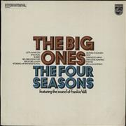 Click here for more info about 'The Four Seasons - The Big Ones'