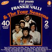 Click here for more info about 'The Four Seasons - The Greatest Hits Of Frankie Valli & The Four Seasons - EX'