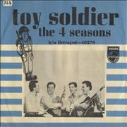 Click here for more info about 'The Four Seasons - Toy Soldier'