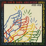 Click here for more info about 'The Four Tops - Greatest Hits 1972 - 1976'