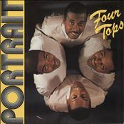 Click here for more info about 'The Four Tops - Portrait'